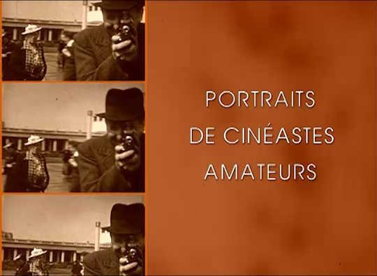 Portraits de Cinéastes : André Noufflard