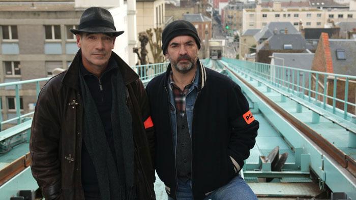 Deux flics sur les docks © Gilles Scarella GTV France Télévision
