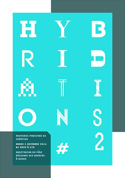 Hybridations #2 / Nouveaux parcours de création
