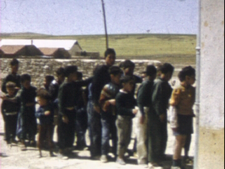 Photogramme issu du film « Algérie 3/3 » de Jean-Jacques Saussaie, 8mm, 1960 ©POLE IMAGE HAUTE-NORMANDIE