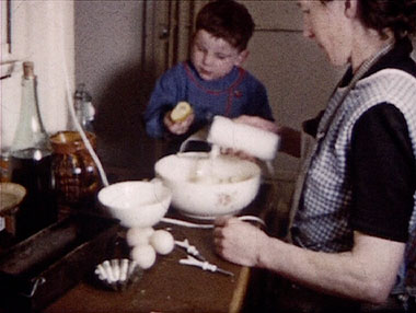 Journée de maman, réalisateur: Martial Debros, 1960