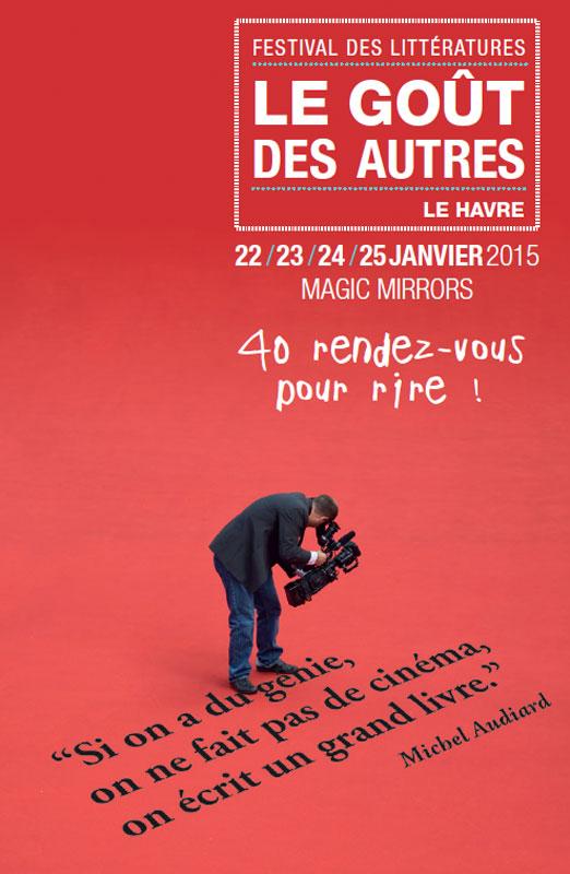 Festival Le goût des autres du 22 au 25 janvier 2015