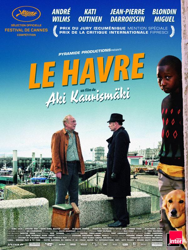 Le Havre, long métrage de Aki Kaurismäki