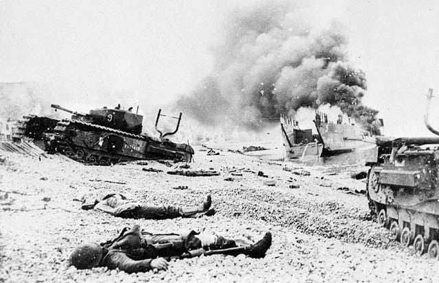 Opération jubilée – Dieppe 19 août 1942, documentaire de Jérôme Prieur, 52 minutes