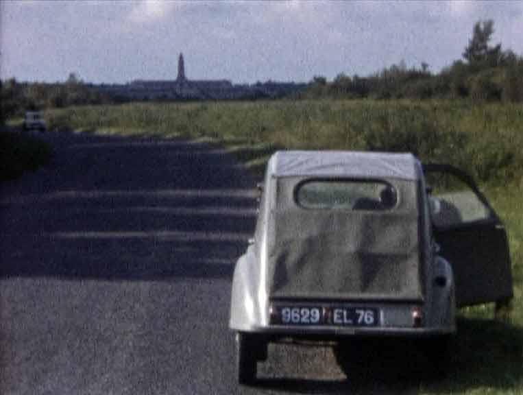 Voyage dans l'Est de la France : Verdun, réalisation : Jean Chaib, 8mm, 1955©MAHN/POLE IMAGE HAUTE-NORMANDIE