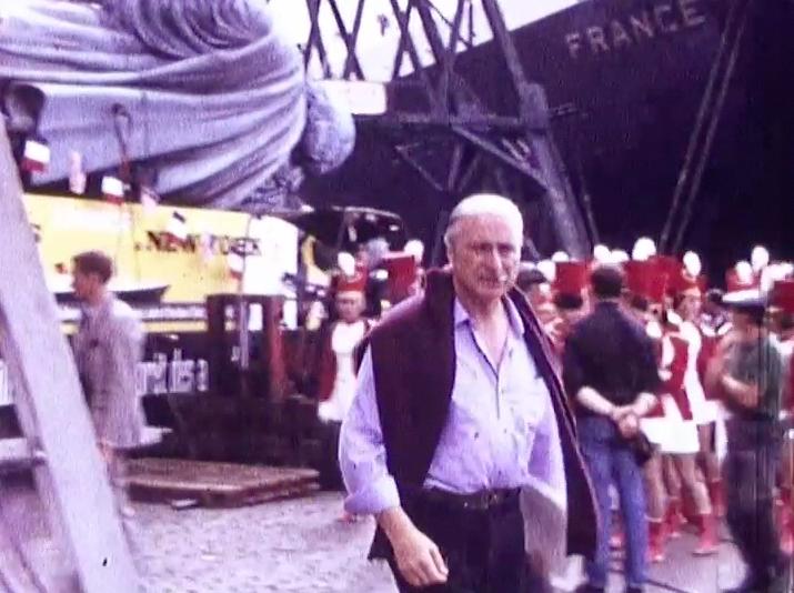 Extrait du film « Ville du Havre - Londres » - E. Le Bon - 1969