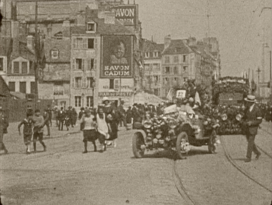 Je me souviens... Le Havre 1924