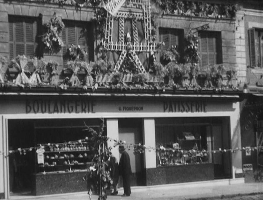 Je me souviens... Le Neubourg 1952