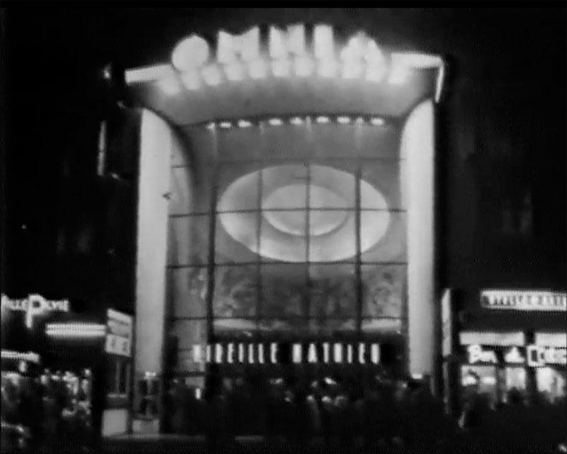 Je me souviens... Rouen 1952