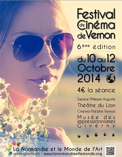 5 films soutenus par le fonds d'aide au Festival de Cinéma de Vernon