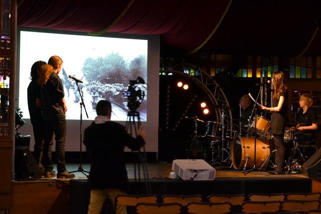 Deux ciné-concerts au festival du Grain à démoudre