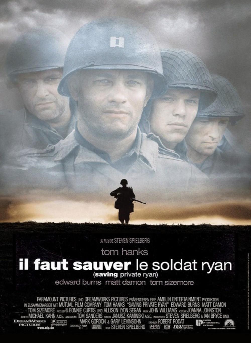 L'affiche de cinéma