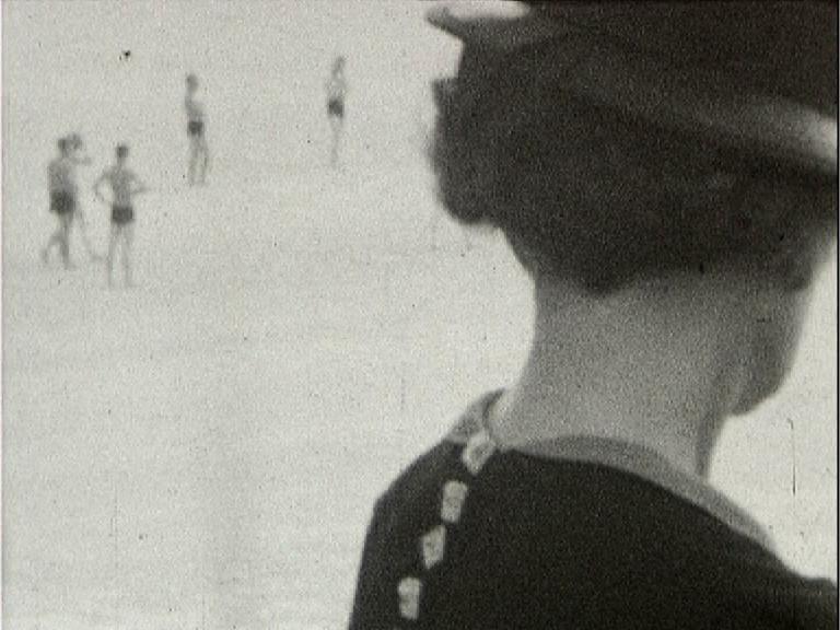 Photogramme extrait du film « Le Gué de l'Epine » de Fernand Bignon, 1940, 8mm ©POLE IMAGE HAUTE-NORMANDIE