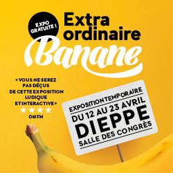 Extra ordinaire banane
