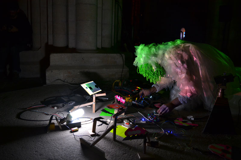 Performance sonore