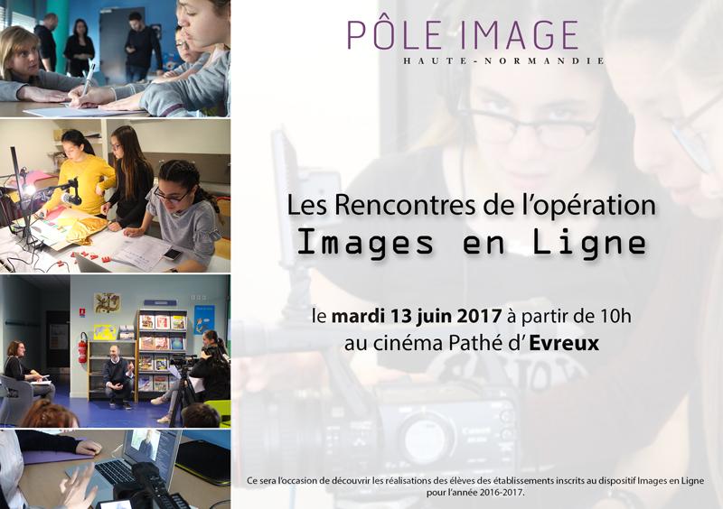Retour sur les rencontres Images en ligne 2016-2017