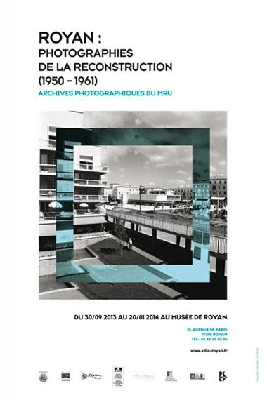 Photographies de la Reconstruction (1950-1961) archives photographiques du MRU