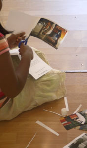 Service éducatif à la galerie photo