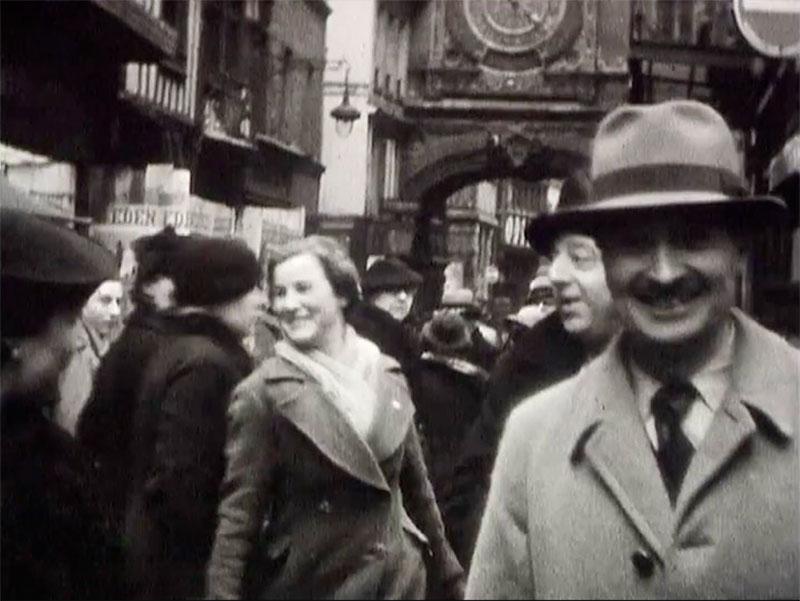 Je me souviens... Rouen 1936